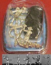 Hasslefree HFO014 Chav Gobbos (5) Miniatures Goblin Street Gang Male & Female