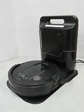 Shark IQ Robot with WiFi & Self-Empty Robot Vacuum - Black (RV1001AEC)