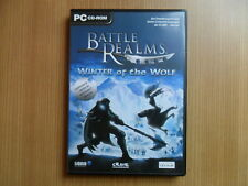 (PC) - BATTLE REALMS - WINTER OF THE WOLF