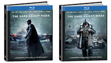 BATMAN THE DARK KNIGHT RISES BLU RAY TARGET EXCLUSIVE LENTICULAR COVER DIGIBOOK