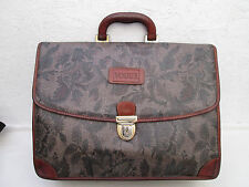 -AUTHENTIQUE cartable VOGUE  cuir TBEG  bag A4