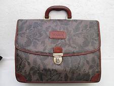 -AUTHENTIQUE cartable VOGUE  cuir TBEG  bag A4