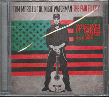 TOM MORELLO THE NIGHTWATCHMAN - THE FABLED CITY - CD ( NUOVO SIGILLATO )