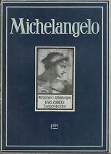 Max Sauerlandt: Michelangelo (mit 100 Abb.)   1916