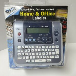 Brother PT-1280 P-Touch Electronic Labeling System Organizing Label Maker w tape