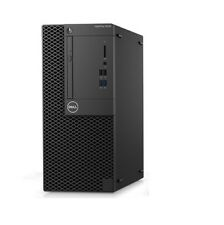 PC mini torre Dell OptiPlex 3050, i7 7700, 8 GB, 500 GB, DVD +/- RW, Win 10 Pro