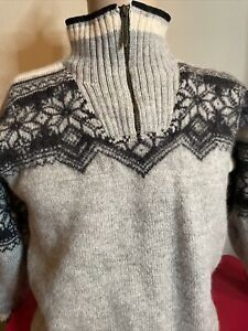 Dale of Norway Sweater Men's Small Classic