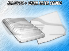AIR FILTER CABIN FILTER COMBO FOR 2007-2016 TOYOTA YARIS