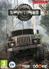 Spintires: Offroad Truck Simulator (PC) PEGI 3+ Simulation: Truck ***NEW***