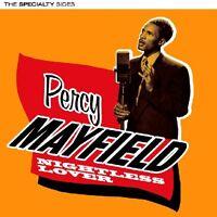 Percy Mayfield - Nightless Lover [New CD]