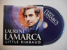 LAURENT LAMARCA : LITTLE RIMBAUD ♦ CD SINGLE PORT GRATUIT ♦