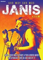 Neuf Janis - The Way She Was DVD