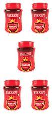 Lot of 5 Everest Hingraj Asafoetida Powder 50 gram 1.76 oz Hing Heeng Asafetida