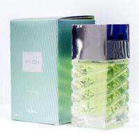 Vision by Ajmal 100ml EDP for Men Bergamot Lemon Violet Floral Woodsy Musk