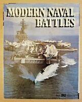 Modern Naval Battles (3W board game)
