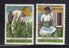GRECIA/GREECE 1966 MNH SC.860/861 Tobacco Industry