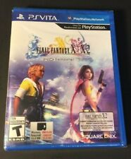 Final Fantasy X/X-2 HD Remaster (PS VITA) NEW