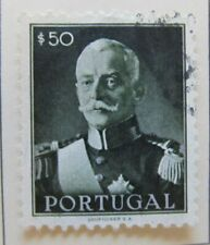 A5P46F503 Portugal 1945 50c used