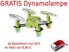 "23943 Mini Quad Copter ""Nano Quad"" grün USB-Ladegerät Anfäger/Profis von Revell"