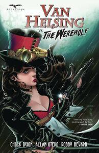 Van Helsing vs The Werewolf TPB Softcover Graphic Novel
