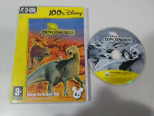 DINOSAURE WALT DISNEY JEU DE ACTION ROL JEU DE POUR PC CD-ROM ESPAGNOL