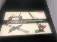 Meccano Classic Construction Special Edition-Vintage Set: 'Things' Number:0530.