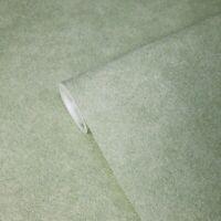 Plain Wallpaper lime Green Textured faux plaster textures Gold Metallic glitter