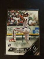2016 Topps Update #US287A Tim Anderson RC Chicago White Sox Rookie Card All Star
