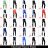 New Mens Bike Cycling Bib Trousers Pants Bicycle Tights Winter Fleece Thermal