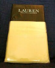 Ralph Lauren KING ITALIAN STRAW Pillowcases 100% Cotton Sateen 300TC Retail $50