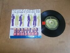 THE BEATLES - THE BALLAD OF JOHN AND YOKO - OLD BROWN - APPLE HOLLAND  / LISTEN