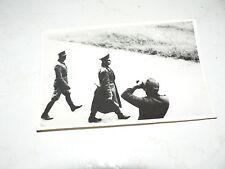 WWll World War US Military Photograph German General Soldier
