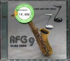 RFG HORS SERIE 9 - CD COMPILATION RARE 80'S BOOGIE FUNK - NEW SEALED NEUF CELLO
