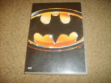 DVD BATMAN avec Jack Nicholson & Michael Keaton - VF VOSTFR - bon état