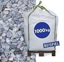 (0,29€/1kg) Granitsplitt Ice Blue 8-16mm 1.000kg Big Bag