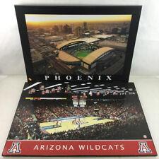 2 Sports Stadium Photographs Mounted On Hard Board Lot 2024