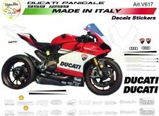 "decal sticker kit ""Ducati-Racing"" for Ducati 899/1199 Panigale"