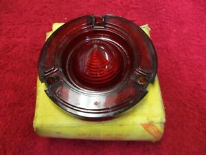 1960 Pontiac Bonneville Star Chief Tail Light Lens NORS