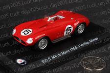 Maserati 300 S 24H Du Mans 1955 #15 Perdisa, Mieres 1/43 Modèle Moulé