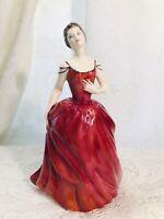 "Vintage Royal Doulton "" INNOCENSE "" HN 2842 Figurine 7 1/2 In. Made In England."