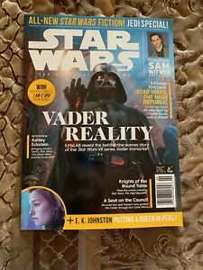 STAR WARS INSIDER X-WING SPECIAL EDITION OFFICIAL MAGAZINE BRAND NEW 2019