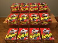 1981 Topps Football Wax Box BBCE PSA 10 Joe Montana $19,954