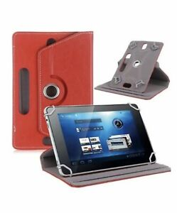 """360° Folio Leather Case Cover For Universal Android Tablet PC 7"""" 8"""" 9"""" 10"""" 10.1"""""""