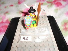 LEGO VINTAGE MINIFIG  6262  6278 Enchanted Island- King Kahuka's Throne