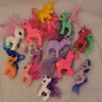 Chad Valley Dream Kingdom Horse Toys. Unicorn. Pegasus. My Little Pony.