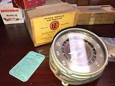 Kaiser-Fraser Electric Clock Deluxe_Fraser_Manhattan Special 1950-1949 NOS