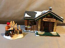 Dept 56 Snow Village - Woody's Woodland Crafts - 56-55333