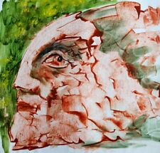 Original MIX.MEDIA on  paper contemporary art ABSTRACT V.Pronkin 2020  PALLET 35