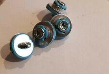 4 HP Festplatten-Schrauben Führungsschrauben 450712-001 gepuffert *Mengenrabatt