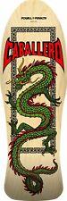 Powell Peralta Steve Caballero Chinese Dragon Natural Skateboard Deck